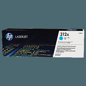 HP LaserJet 312A 青色原装硒鼓