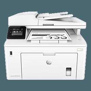 惠普HP LaserJet Pro M227fdw 激光多功能一体机