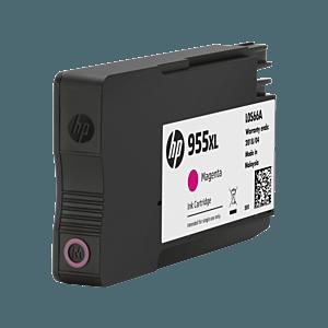 HP 955XL 高印量品红色原装墨盒