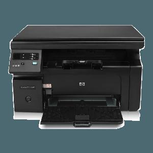 惠普HP LaserJet Pro M1136 多功能黑白激光一体机