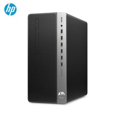 惠普(HP)战99 G2 商用办公台式电脑主机(Windows 10 家庭版 十代i3-10100 8G 1TB  Office 注册五年上门)
