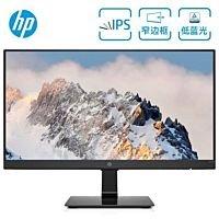 惠普(HP)24M 23.8英寸 纤薄微边框 IPS 低蓝光爱眼 个人商务 电脑显示器(带HDMI线)