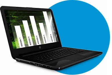 HP 245 G5 Notebook PC (2EB92PA_ACJ)