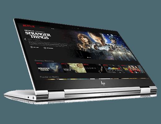 HP Elitebook x360 Media mode