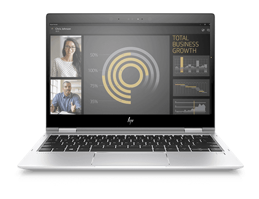HP Elitebook x360 multi-task mode